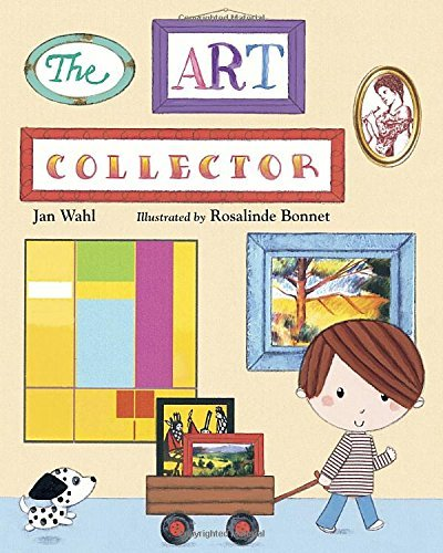 Jan Wahl The Art Collector