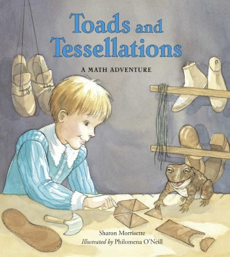 Sharon Morrisette Toads And Tessellations A Math Adventure