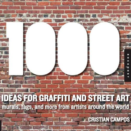 Cristian Campos 1 000 Ideas For Graffiti And Street Art Murals Tags And More From Artists Around The Wo