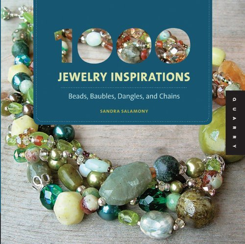 Sandra Salamony 1000 Jewelry Inspirations Beads Baubles Dangles And Chains