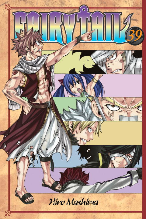 Hiro Mashima Fairy Tail 39