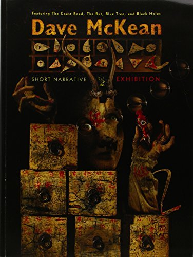 Dave Mckean Pictures That Tick Volume 2