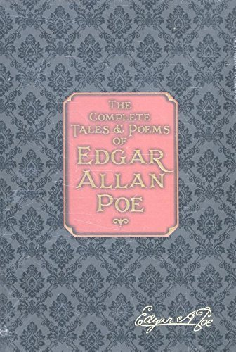 Edgar Allan Poe The Complete Tales & Poems Of Edgar Allan Poe