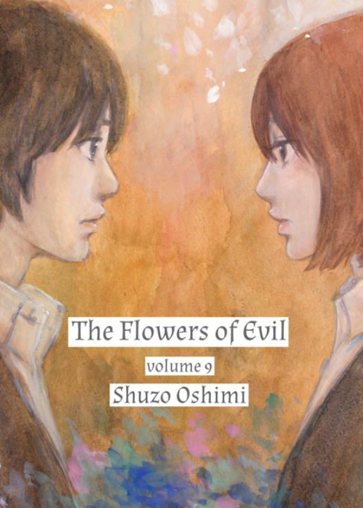 Shuzo Oshimi Flowers Of Evil Volume 9