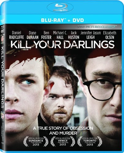 Kill Your Darlings Radcliffe Dehaan Foster Hall Blu Ray DVD R Ws