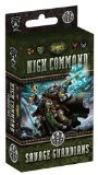 Card Game Hordes High Command Savage Guardians Expansion Deck