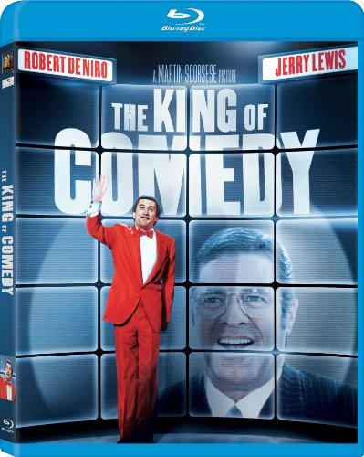 King Of Comedy De Niro Lewis Blu Ray Pg Ws