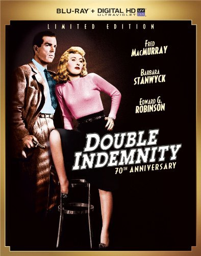 Double Indemnity Macmurray Stanwyck Blu Ray Uv Nr Ws