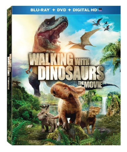 Walking With Dinosaurs Walking With Dinosaurs Blu Ray Ws Pg DVD