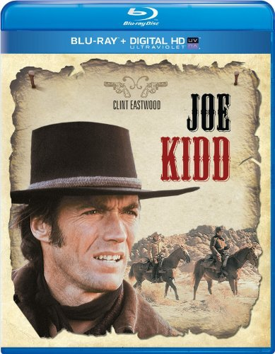 Joe Kidd Eastwood Duvall Blu Ray Uv Pg