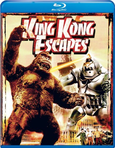 King Kong Escapes King Kong Escapes Blu Ray Ws G