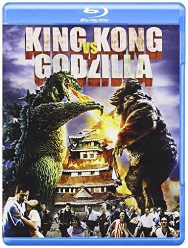 King Kong Vs Godzilla King Kong Vs Godzilla Blu Ray Ws Nr