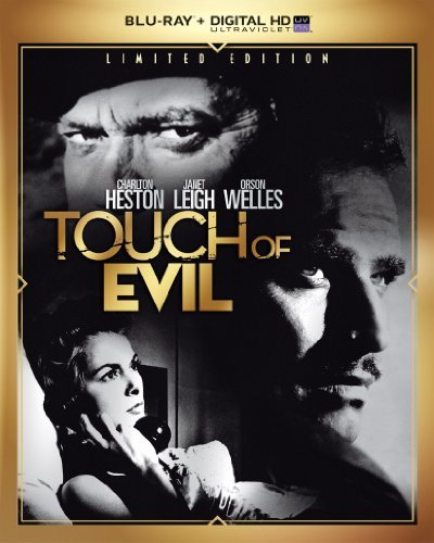 Touch Of Evil Welles Heston Blu Ray Uv Pg13 Ws