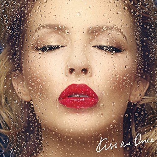 Kylie Minogue Kiss Me Once Deluxe Import Gbr CD DVD