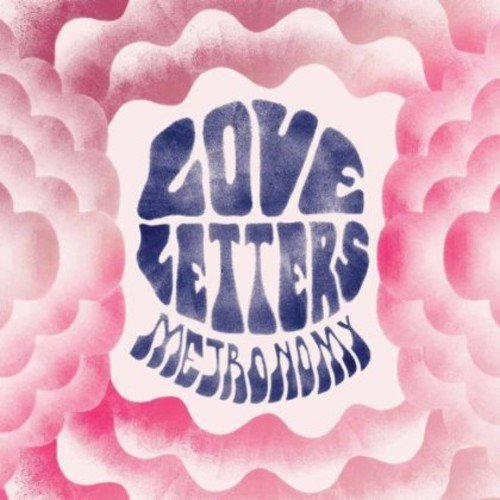 Metronomy Love Letters Incl. Digital Download