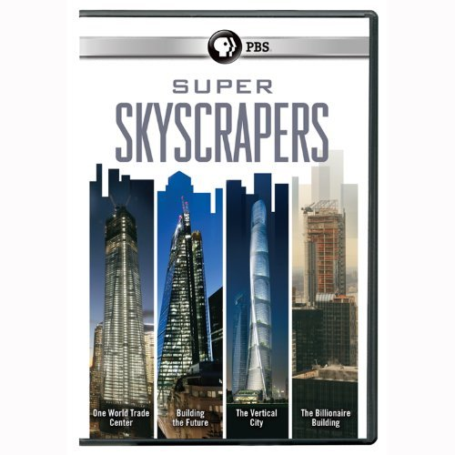 Super Skyscrapers Pbs DVD Nr