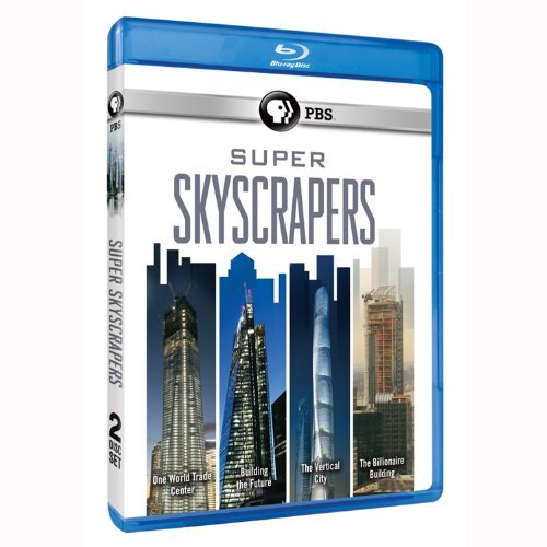Super Skyscrapers Pbs Blu Ray Nr Ws