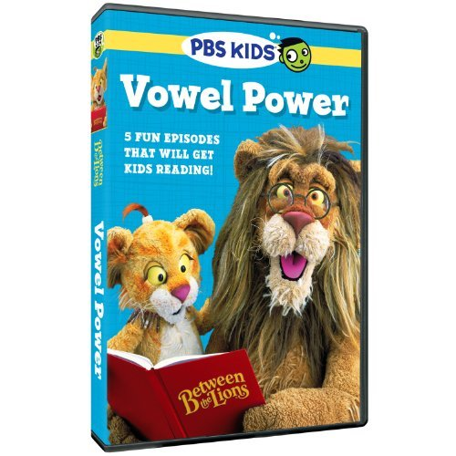 Between The Lions Vowel Power DVD Nr