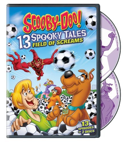 Scooby Doo 13 Spooky Tales Field Of Screams DVD Nr
