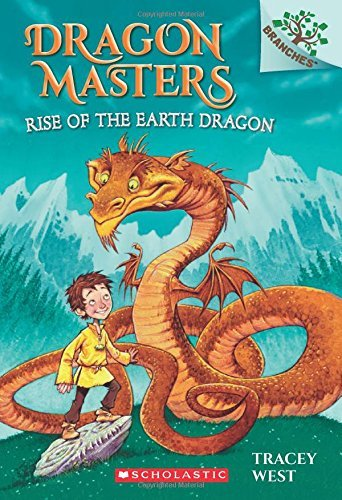 Tracey West Rise Of The Earth Dragon
