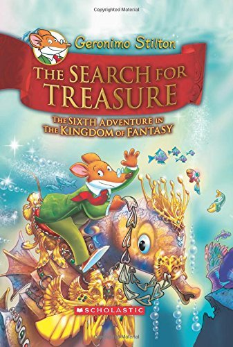 Geronimo Stilton The Search For The Treasure