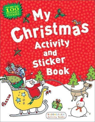 Anonymous My Christmas Activity And Sticker Book