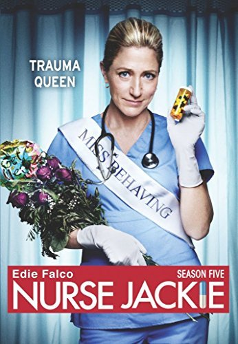 Nurse Jackie Season 5 DVD Nr Ws
