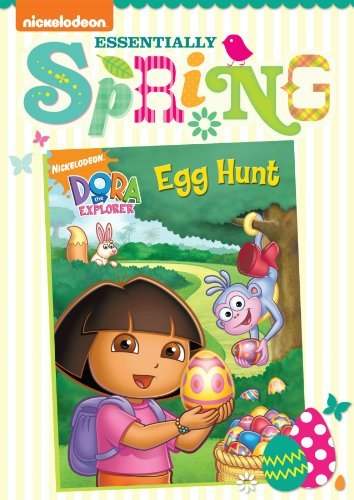 Dora The Explorer Egg Hunt DVD Nr