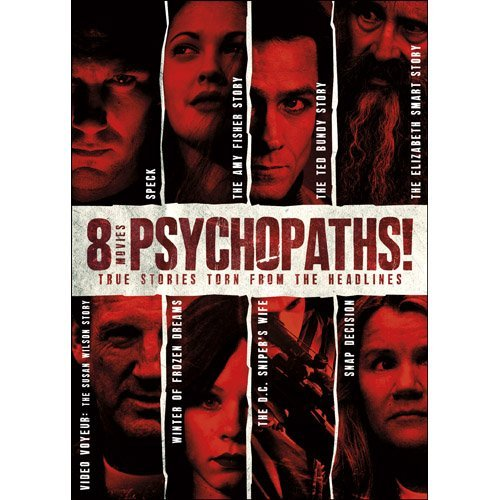Vol. 2 8 Movies Psychopaths! 8 Movies Psychopaths! Nr 2 DVD