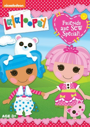 Lalaloopsy Friends Are Sew Sp Lalaloopsy Friends Are Sew Sp Nr Sew Cute Kit Lmtd Ed.