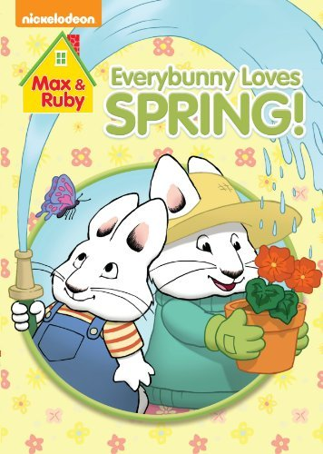 Max & Ruby Everybunny Loves Spring! DVD Nr Ws