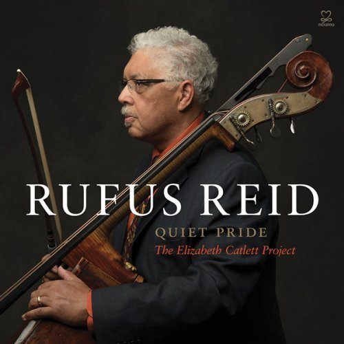 Rufus Reid Quiet Pride The Elizabeth Cat Digipak