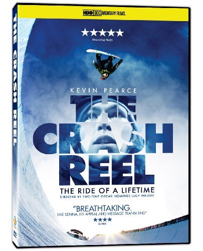 Crash Reel Pearce White DVD Nr Ws