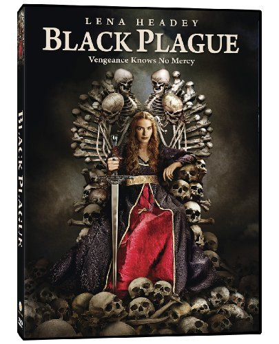 Black Plague Headey Flemyng DVD R Ws