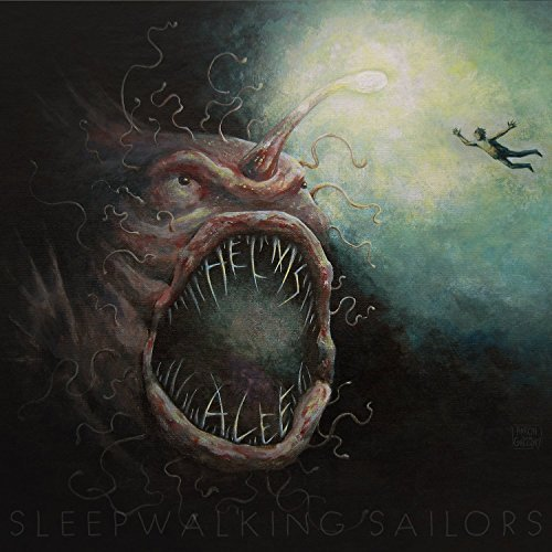 Helms Alee Sleepwalking Sailors Digipak