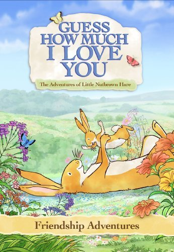 Guess How Much I Love You Frienship Adventures DVD Tvg