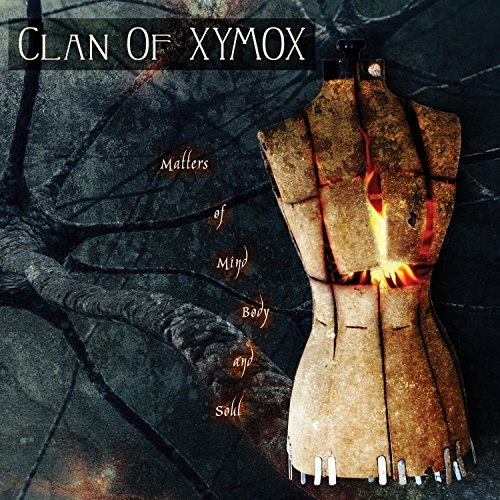 Clan Of Xymox Matters Of Mind Body & Soul