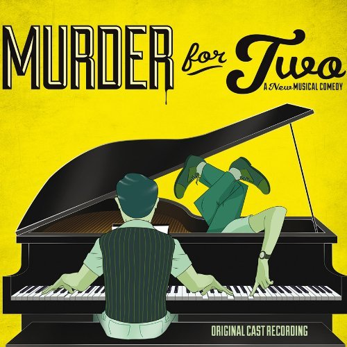 Murder For Two Original Cast Recording