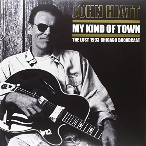 John Hiatt My Kind Of Town 2lp