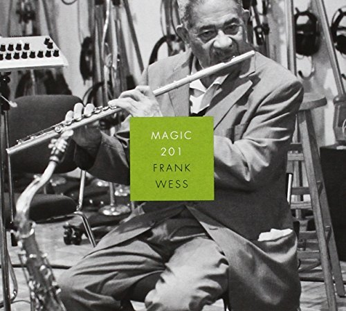 Frank Wess Magic 201 Digipak