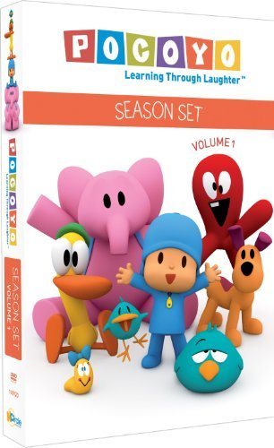Pocoyo Season Set Vol. 1 Pocoyo Nr