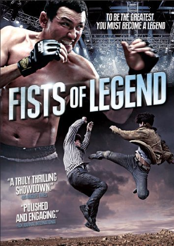 Fists Of Legend Hwang Yoo Lee