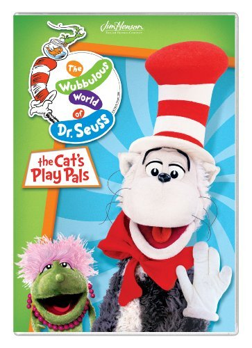 Wubbulous World Of Dr. Seuss Cat's Play Pals Ff Nr