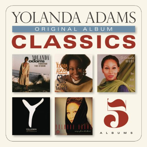 Yolanda Adams Original Album Classics 5 CD