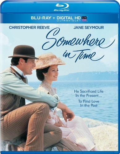Somewhere In Time Reeve Seymour Blu Ray Ws Pg Uv