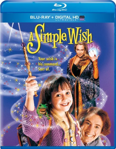 Simple Wish Short Turner Blu Ray Uv Pg Ws