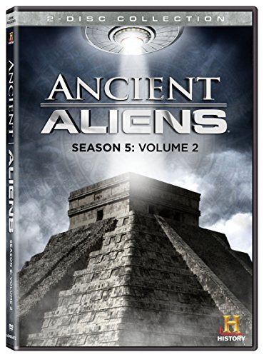 Ancient Aliens Season 5 Volume 2 DVD Tvpg Ws