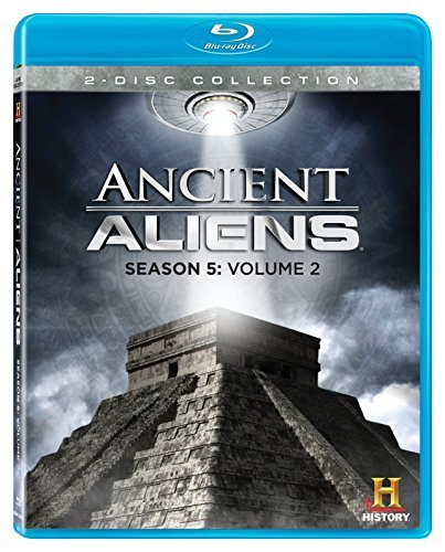 Ancient Aliens Season 5 Volume 2 Blu Ray Tvpg Ws