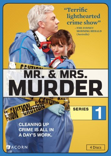 Mr. & Mrs. Murder Series 1 DVD Nr Ws