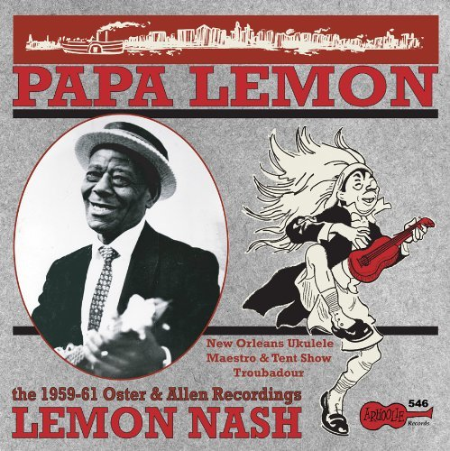 Lemon Nash Papa Lemon New Orleans Ukelel